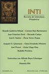 Inti No. 55-56, Primavera 2002, Cover