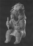 Basket-maker.  1600 B.C. – 100 A.D.  Calima llama.