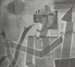 Homme das serpentes, acuarela, colección particular (1923)