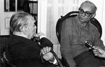 Diálogo con Borges