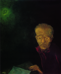 Autorretrato alrededor de los 50 años, Self portrait around 50 years old