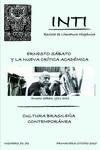 Inti No. 71-72, Primavera-Otoño 2010, Cover.