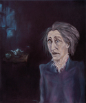 <em>Visión final de Virginia Woolf, Last representation of Virginia Wolf</em>.