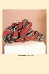 Inti No. 73-74, Primavera-Otoño 2011, Back Cover. (J.M. Eielson, <em>Trilce</em>, 1991)