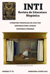 Inti No. 77-78, Primavera-Otoño 2013, Front Cover.