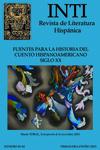 Inti No. 81-82, Primavera-Otoño 2015, Front Cover