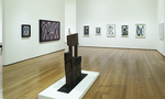 Installation view of <em>Joaquín Torres-García: The Arcadian Modern</em> at The Museum of Modern Art, New York (Fig. 2)