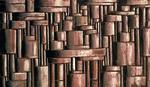 Joaquín Torres-García, <em>Estructura abstracta tubular (Abstract tubular structure)</em>