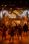 Lysistrata Production Photo by Providence College and Gabrielle Marks