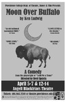 Moon Over Buffalo Playbill by Providence College