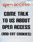 Open Access Drop In Session: Table Sign