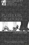 Playhouse Creatures Poster by Providence College