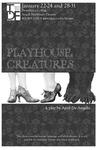 Playhouse Creatures Playbill