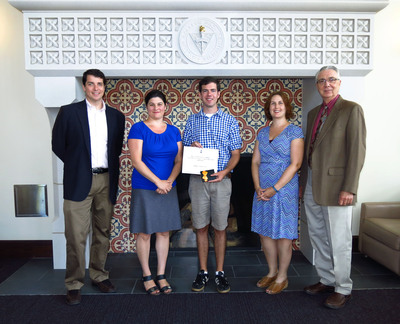 Undergraduate Craft Of Research Prize Award Recipient, 2014: Daniel Gagnon