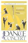 Spring Dance Concert 2010 Poster