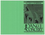 Spring Dance Concert 2010 Playbill by Providence College