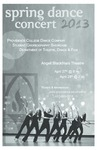 Spring Dance Concert 2013 Playbill by Providence College