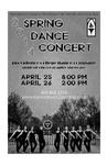 Spring Dance Concert 2014 Playbill by Providence College