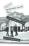 Spring Dance Concert 2015 Playbill by Providence College