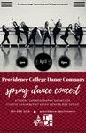 Spring Dance Concert 2017 Poster