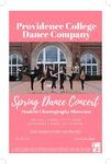 Spring Dance Concert 2018 Playbill