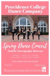 Spring Dance Concert 2018 Poster by Providence College