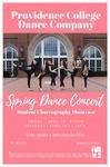 Spring Dance Concert 2018 Poster
