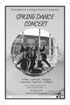Spring Dance Concert 2019 Playbill