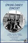 Spring Dance Concert 2019 Poster