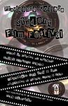 Student Film Festival 2012 Poster