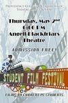 Student Film Festival 2013 Poster