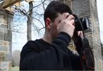 Instincts Film Still by Providence College and Victoria Virtue '16