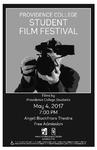 Student Film Festival 2017 Playbill