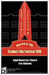 STUDENT FILM FESTIVAL 2018 POSTER by Providence College