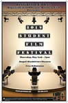 Student Film Festival 2019 Poster by Providence College