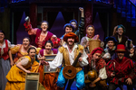 Something Rotten! Production Photo by Providence College and Gabrielle Marks
