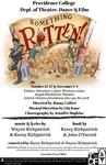 Something Rotten! Poster by Providence College and Trevor Elliott