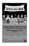Spelling Bee Playbill by Providence College