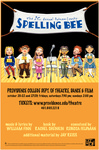 Spelling Bee Poster by Providence College
