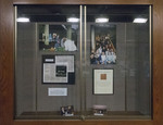 Student Clubs Exhibition Case - Photo 1 by Providence College Special & Archival Collections