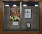 Student Clubs Exhibit Case - Photo 2 by Providence College Special & Archival Collections