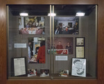 Student Clubs Exhibit Case - Photo 3 by Providence College Special & Archival Collections