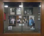 Student Clubs Exhibit Case - Photo 4 by Providence College Special & Archival Collections