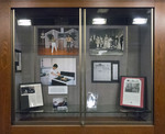 Student Clubs Exhibit Case - Photo 5 by Providence College Special & Archival Collections