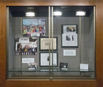 Student Clubs Exhibit Case - Photo 6 by Providence College Special & Archival Collections