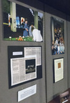Gaelic Society/Irish Dance Club Exhibit Case - Photo 2 by Providence College Special & Archival Collections