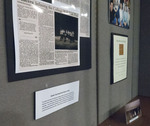 Gaelic Society/Irish Dance Club Exhibit Case - Photo 3 by Providence College Special & Archival Collections