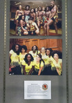 Motherland Dance Group Exhibit Case - Photo 1 by Providence College Special & Archival Collections