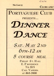 The Cowl: Portuguese Club Dinner Party