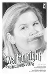 Twelfth Night Playbill by Providence College